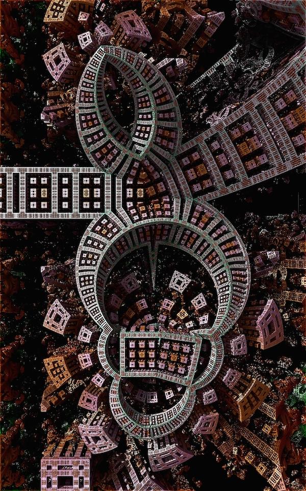 Cityscape Orbital
