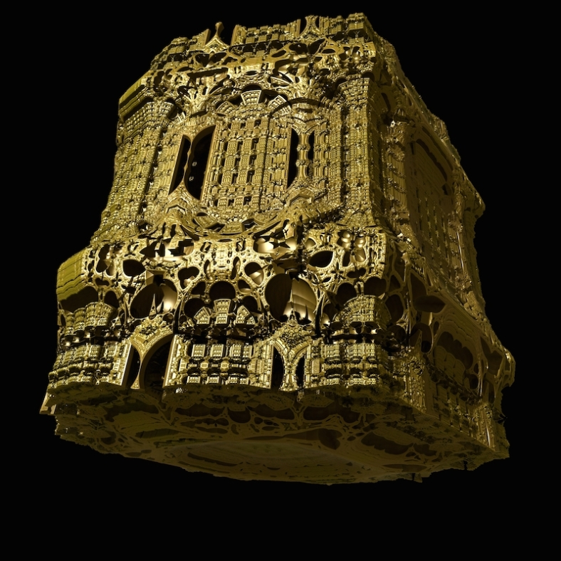 Vimana of gold
